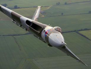 XH558 - Royal Air Force Avro 698 Vulcan B.2