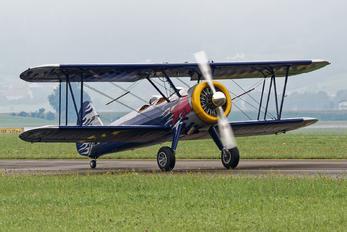 OE-AMM - The Flying Bulls Boeing Stearman, Kaydet (all models)
