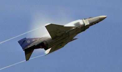 XT895 - Royal Air Force McDonnell Douglas F-4M Phantom FGR.2