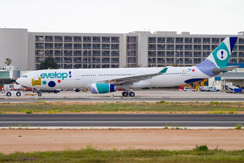 EC-MHL - Evelop Airbus A330-300