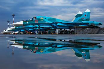 RF-81853 - Russia - Air Force Sukhoi Su-34