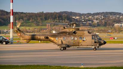 T-331 - Switzerland - Air Force Aerospatiale AS532 Cougar