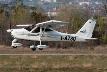 I-A730 - Private Tecnam P92 Eaglet