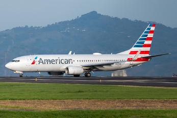 N809NN - American Airlines Boeing 737-800