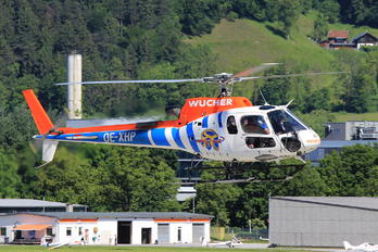 OE-XHP - Wucher Helicopter Aerospatiale AS350 Ecureuil / Squirrel