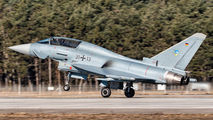 31+13 - Germany - Air Force Eurofighter Typhoon T aircraft