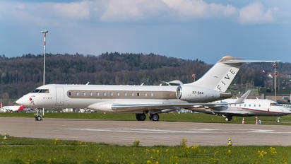 T7-SKA - Empire Aviation Group Bombardier BD-700 Global Express XRS