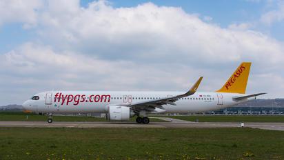 TC-RBC - Pegasus Airbus A321 NEO