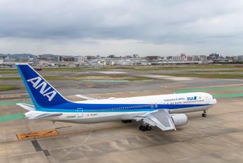JA609A - ANA - All Nippon Airways Boeing 767-300ER