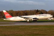 Nordwind Airlines 777 visited Hamburg title=