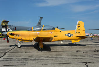 166064 - USA - Navy Hawker Beechcraft T-6A Texan II