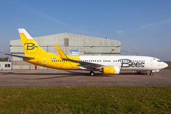 VP-BQR - Bees Airline Boeing 737-800