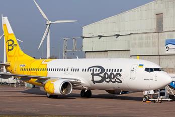 UR-UBC - Bees Airline Boeing 737-800