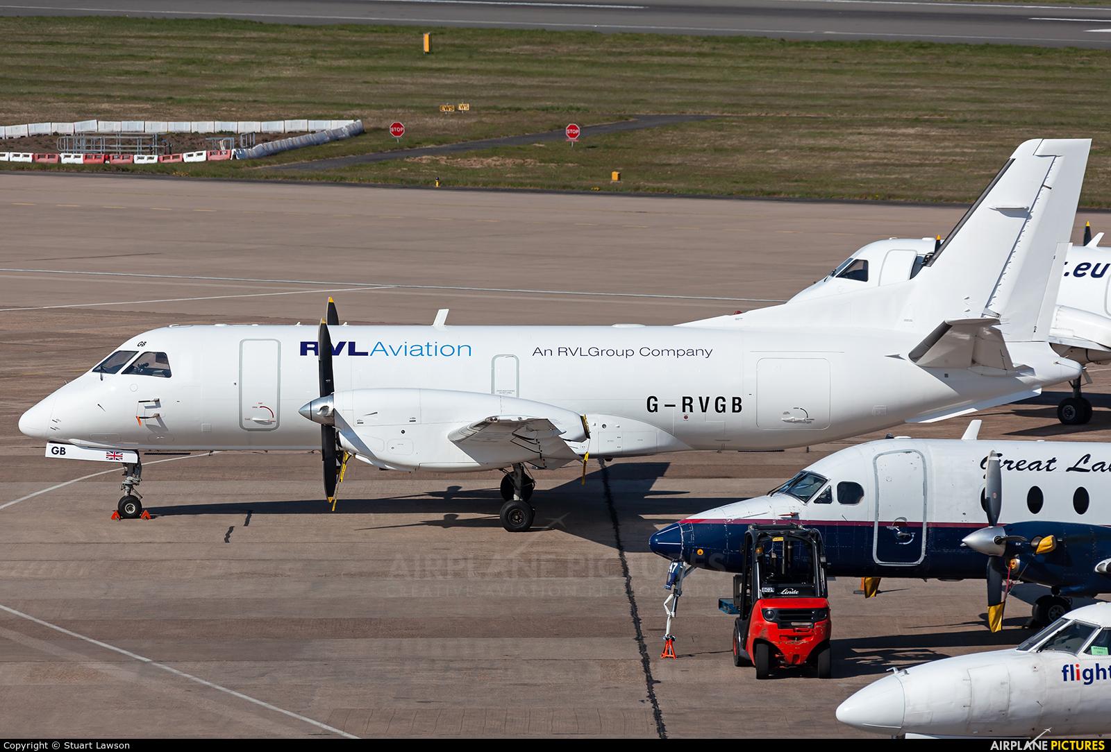 RVL Aviation G-RVGB aircraft at Birmingham