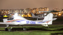 SP-GWA - Goldwings Flight Academy Diamond DA 20 Katana aircraft