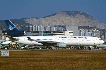 EI-CDJ - Garuda Indonesia McDonnell Douglas MD-11