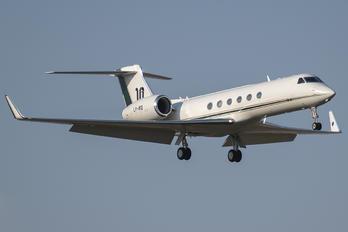 LV-IRQ -  Gulfstream Aerospace G-V, G-V-SP, G500, G550