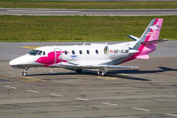 OE-GJM - Pink Aviation Cessna 560XL Citation XLS