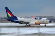 HA-LON - Malev Boeing 737-600 aircraft