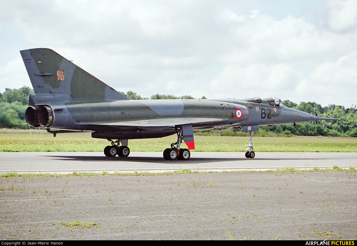 France - Air Force 53 aircraft at Florennes