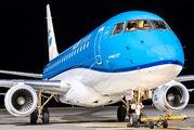 PH-EXT - KLM Cityhopper Embraer ERJ-175 (170-200) aircraft