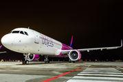 HA-LVC - Wizz Air Airbus A321 NEO aircraft