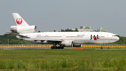 JA8538 - JAL - Japan Airlines McDonnell Douglas DC-10