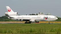 JA8538 - JAL - Japan Airlines McDonnell Douglas DC-10 aircraft