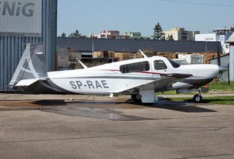 SP-RAE - Private Mooney M20TN Acclaim