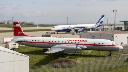 DDR-STG - Interflug Ilyushin Il-18 (all models)