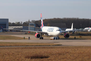 YU-ARB - Air Serbia Airbus A330-200