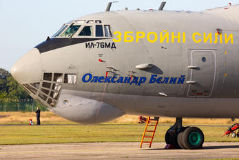 UR-76683 - Ukraine - Air Force Ilyushin Il-76 (all models)