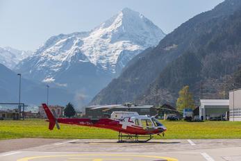 HB-ZHA - Heli Gotthard Aerospatiale AS350 Ecureuil / Squirrel