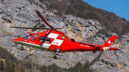 HB-ZRS - REGA Swiss Air Ambulance  Agusta Westland AW109 SP Da Vinci