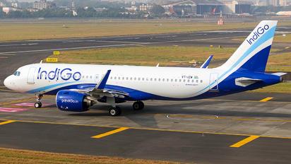 VT-IZW - IndiGo Airbus A320 NEO