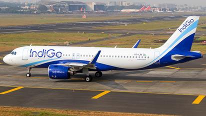 VT-IJR - IndiGo Airbus A320 NEO