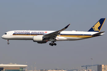 9V-SHP - Singapore Airlines Airbus A350-900