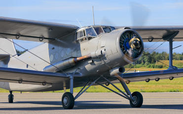025 - Latvia - Air Force PZL An-2