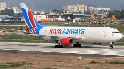 9M-RXB - Raya Airways Boeing 767-200F