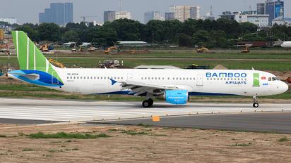 VN-A594 - Bamboo Airways Airbus A321