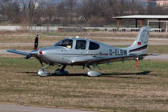 D-ELBW - Private Cirrus SR22T