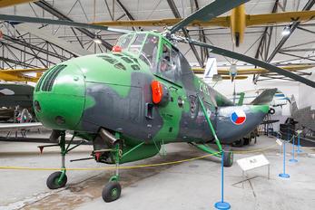 2143 - Czech - Air Force Mil Mi-4