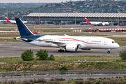 Comlux Aviaton 787 at Madrid title=