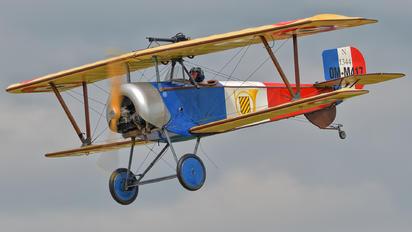 OM-M417 - Private Nieuport 11 Bebe (replica)