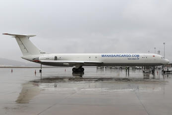 EX-62001 - Manas Air Cargo Ilyushin Il-62 (all models)