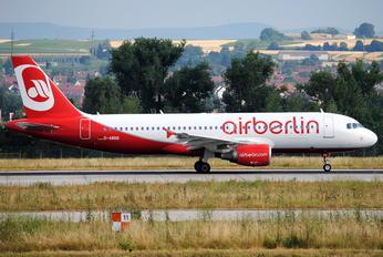 D-ABDQ - Air Berlin Airbus A320