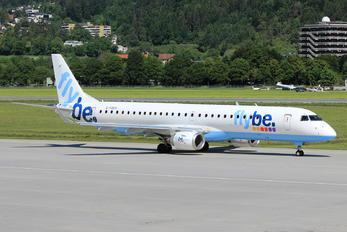 G-FBEK - Flybe Embraer ERJ-195 (190-200)