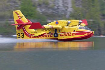 F-ZBFN - France - Sécurité Civile Canadair CL-415 (all marks)