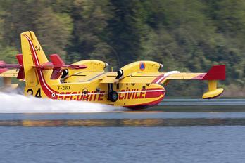 F-ZBFX - France - Sécurité Civile Canadair CL-415 (all marks)