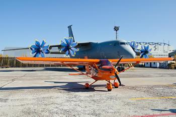 UR-PAPG - Private Aeroprakt A-32